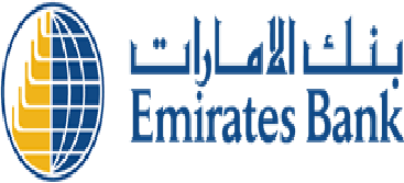 Emirates Bank logo